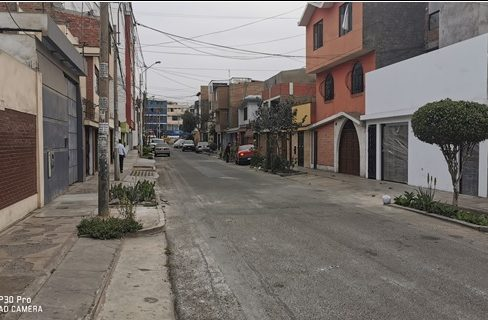 Calle Los Chasquis