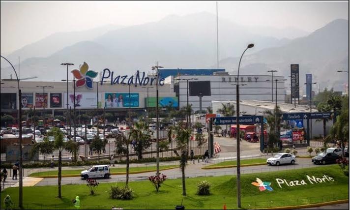 Cerca a Lima Plaza Norte